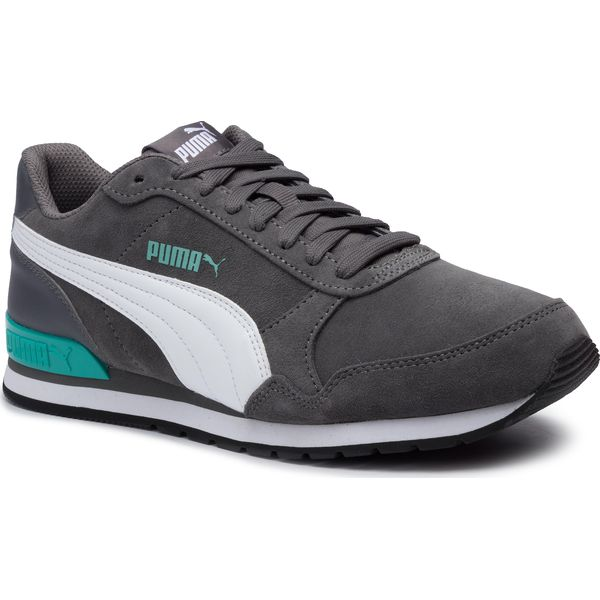 Sneakersy PUMA ST Runner v2 SD 365279 09 CasterockPuma White