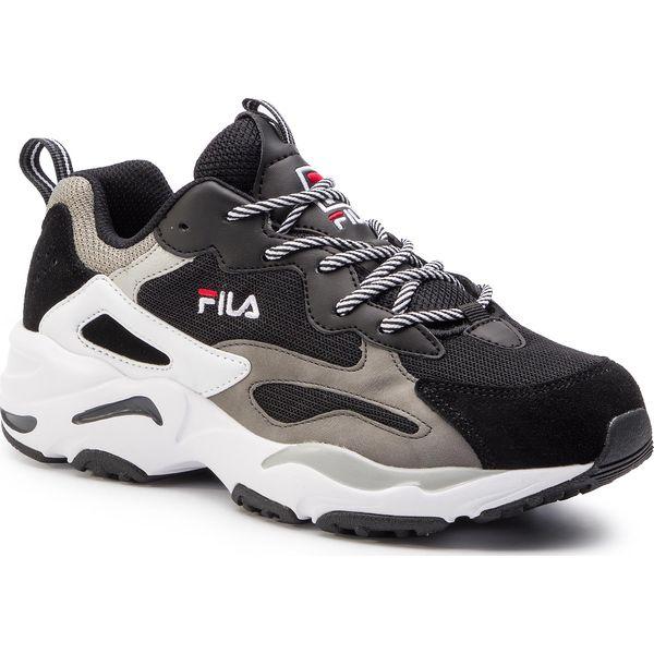 8e1c9859 Sneakersy FILA - Ray Tracer 1010685.25Y Black - Buty sportowe na co ...
