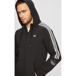Bluzy rozpinane męskie marki Adidas Originals z kolekcji