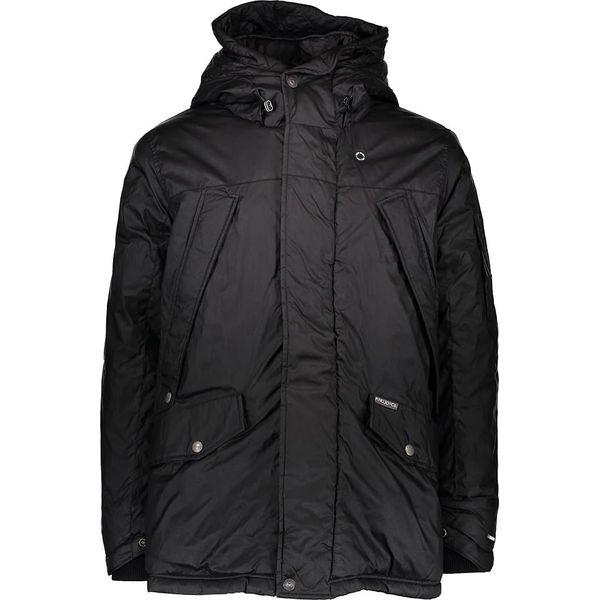 6f0ff080c6e5b Czarne kurtki męskie marki khujo - Kolekcja zima 2019 - Sklep Antyradio.pl