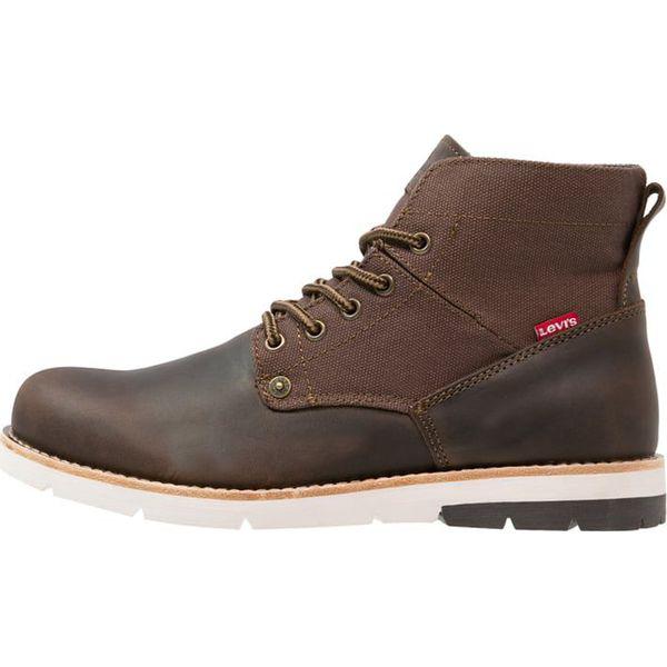 aaeb78bee0299 Levi's® JAX Botki sznurowane brown - Sztyblety męskie marki Levi's ...