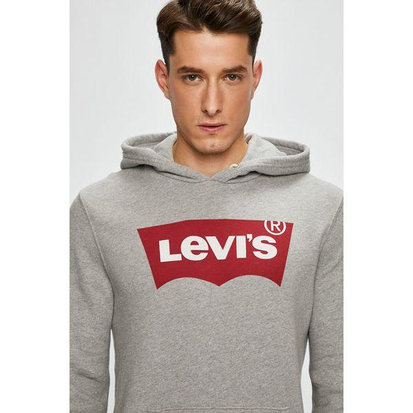 efb3b2245 Levi's - Bluza - Bluzy nierozpinane męskie Levi's. W wyprzedaży za ...