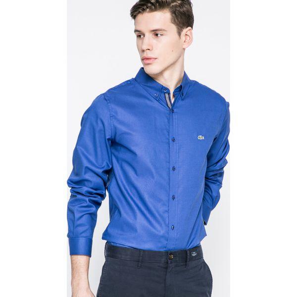 7b5fb6574 Lacoste - Koszula - Koszule męskie Lacoste. W wyprzedaży za 219.90 ...