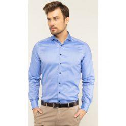 Koszula Emanuel Berg Hv Harvard HV1 Niebieskie koszule  7B4H5