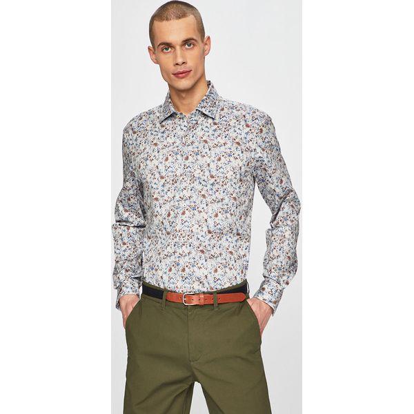 d2afe11631d5e1 Pierre Cardin - Koszula - Koszule męskie Pierre Cardin, bez wzorów ...