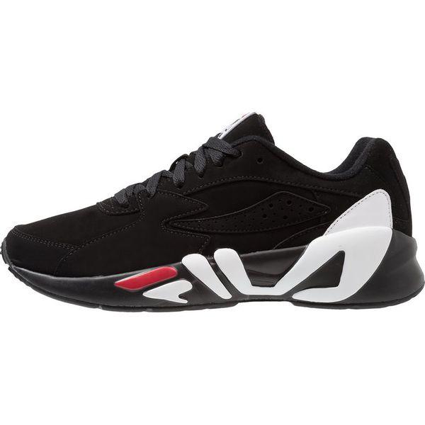 95f0becc Fila MINDBLOWER Sneakersy niskie black/white/red - Buty sportowe na ...