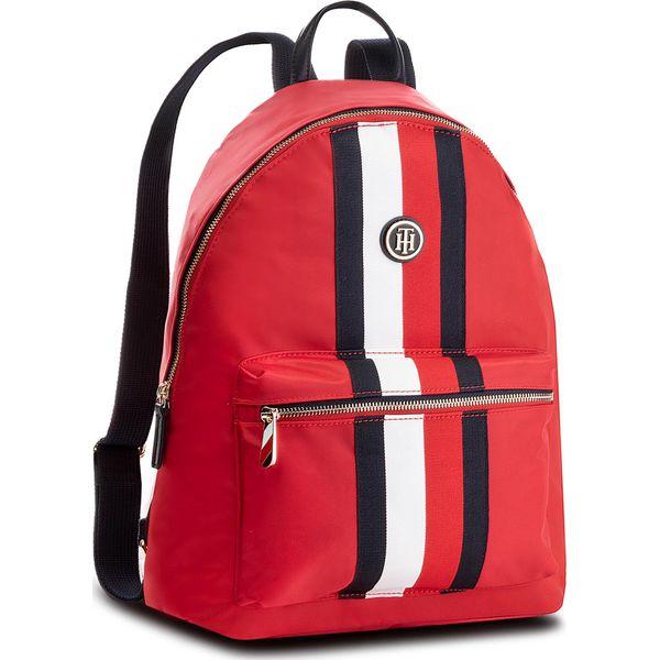 27df4024078b6 Plecak TOMMY HILFIGER - Poppy Backpack Corp AW0AW05840 902 - Plecaki ...