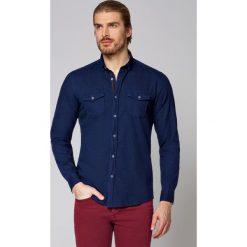 Koszule dżinsowe męskie Koszule męskie Kolekcja lato  1Zr7O