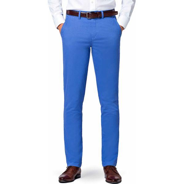733ac56687e5a0 Eleganckie spodnie męskie LANCERTO - Kolekcja lato 2019 - Sklep Antyradio.pl
