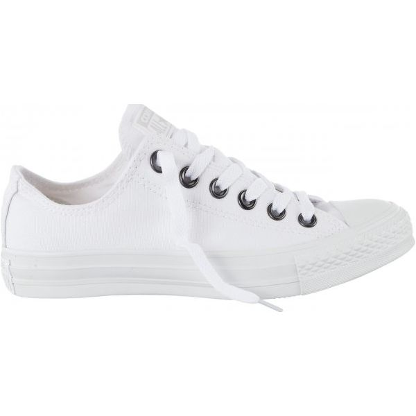 93ecdb67b04e Converse Trampki Chuck Taylor All Star Canvas Ox White Mono 44
