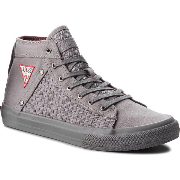 6ea3fb84b707c Sneakersy GUESS - FMBNE3 FAB12 GREY - Buty sportowe na co dzień ...