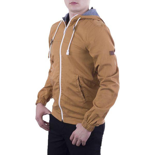 4d9e277a6dd73 Adidas Kurtka męska Summer Jacket brązowa r. XS (M37904) - Kurtki męskie  marki ADIDAS. Za 129.00 zł. - Kurtki męskie - Kurtki i płaszcze męskie -  Odzież ...