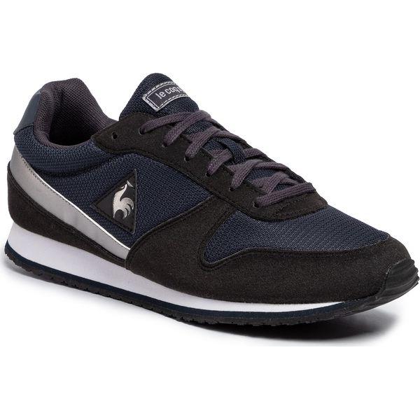 Nowe Produkty sprzedaż ceny odprawy Sneakersy LE COQ SPORTIF - Alpha II Sport 1910527 Black/Old Silver