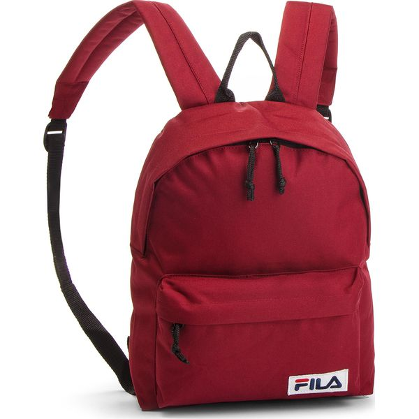 84c202e8c954e Plecak FILA - Mini Backpack Malmö 685043 Rhubarb J93 - Czerwone ...