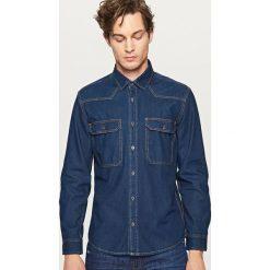 6ae08ce8 Koszule jeansowe męskie wrangler - Koszule męskie - Kolekcja lato ...