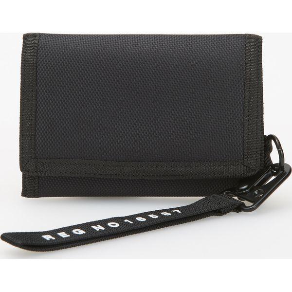 943f304d70ba2 Portfel z ozdobną taśmą - Czarny - Czarne portfele męskie marki ...