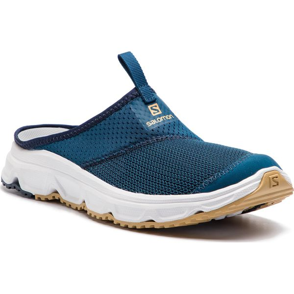 Japonki SALOMON Rx Break 4.0 407448 27 M0 Navy BlazerPoseidonTaos Taupe