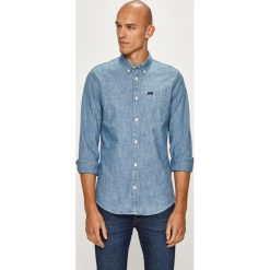 Zielone koszule męskie Lee Kolekcja lato 2020 Sklep  8cAMP