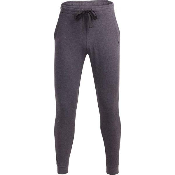 e59975ddc2eda Spodnie dresowe męskie SPMD600 - ciemny szary melanż - Outhorn - Spodnie  dresowe męskie marki Outhorn. W wyprzedaży za 49.99 zł.