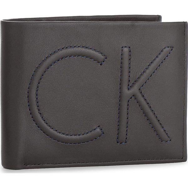 36abd5979a544 Duży Portfel Męski CALVIN KLEIN - Filip 5Cc + Coin K50K503366 001 ...