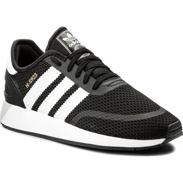 timeless design 2d6bf e6fcf Buty adidas - N-5923 CQ2337 CblackFtwwhtGreone - Czarne buty sportowe na  co dzień męskie marki ADIDAS, z materiału. W wyprzedaży za 259.00 zł.