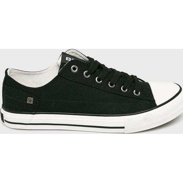 Trampki czarne Big star 274032   Tenisówki, Modne buty i Buty
