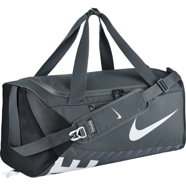 the best attitude 5e050 6f1ea Nike Torba sportowa Alpha Adapt Crossbody szara (BA5182 064)
