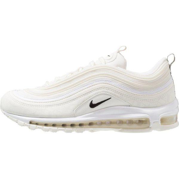 całkiem fajne ceny odprawy super tanie Nike Sportswear AIR MAX 97 Sneakersy niskie sail/black/white