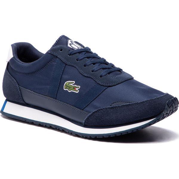 Sneakersy LACOSTE Partner 119 4 Sma 7 37SMA0045092 NvyWht