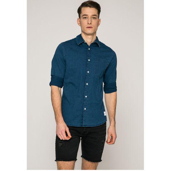 43b3ff175 Calvin Klein Jeans - Koszula - Koszule męskie Calvin Klein Jeans. W ...