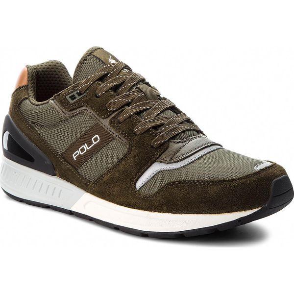 1c8f0d47f2 Sneakersy POLO RALPH LAUREN - Train100 809669838003 Dark Olive - Buty  sportowe na co dzień męskie marki Polo Ralph Lauren. W wyprzedaży za 349.00  zł.
