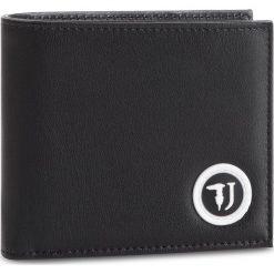 6c91fb1eef713 Duży Portfel Męski TRUSSARDI JEANS - T-Cube Wallet Coin 71W00064 K308. Portfele  męskie