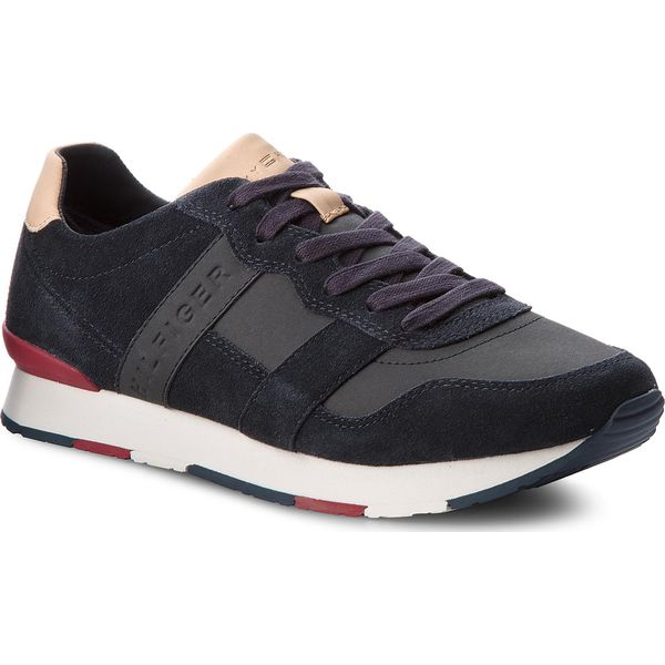 2d55776bdc484 Sneakersy TOMMY HILFIGER - City Casual Material Mix Runner ...