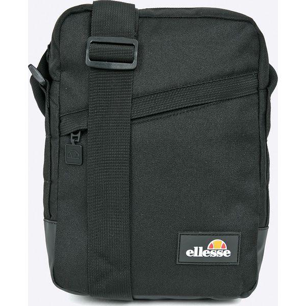 bcf14518887c4 Ellesse - Torba - Czarne torby męskie na ramię marki Ellesse