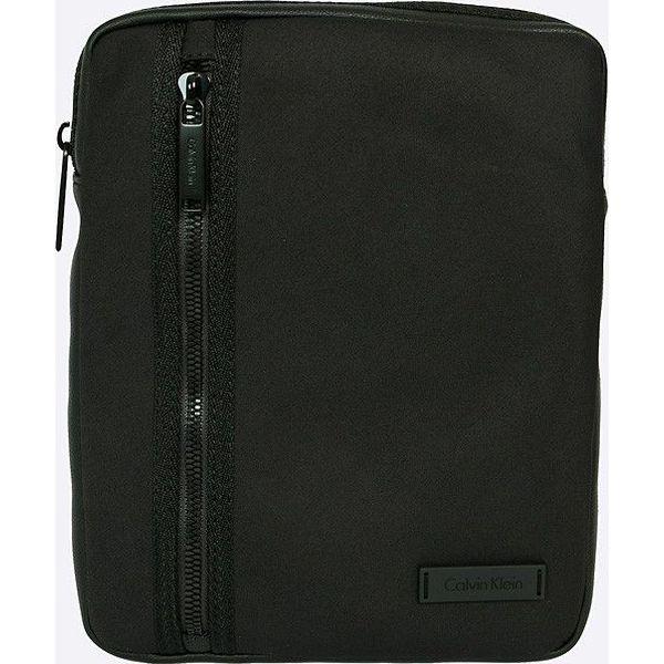 30d43436f0e98 Calvin Klein Jeans - Torba - Czarne torby męskie na ramię marki ...
