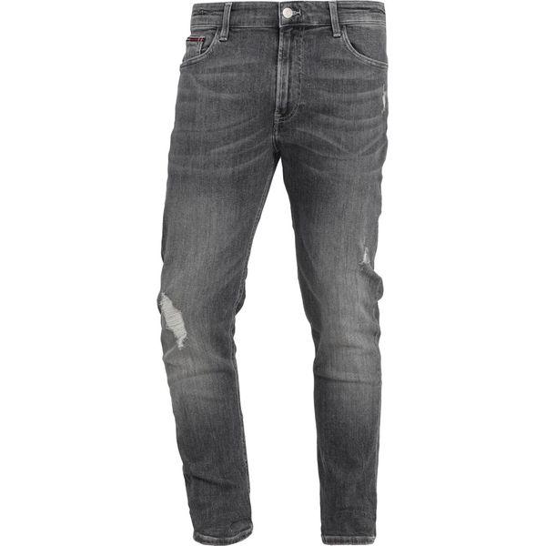 c8617b6d Tommy Jeans SKINNY SIMON Jeans Skinny Fit grey denim - Jeansy męskie ...