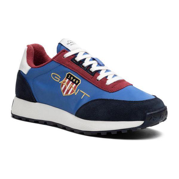 Gant Sneakersy Garold 22639640 Niebieski Niebieskie Buty Sportowe Na Co Dzien Meskie Gant M Bez Wzorow Bez Ramiaczek Bez Kaptura Za 489 00 Zl Buty Sportowe Na Co Dzien Meskie