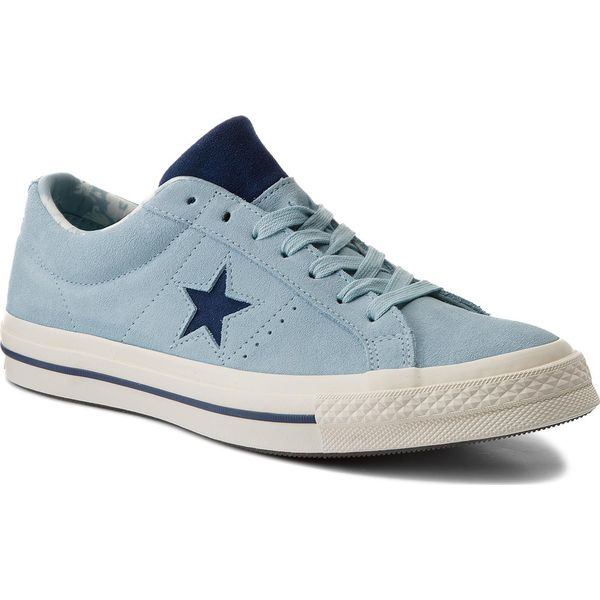 3019b5452143d Tenisówki CONVERSE - One Star Ox 160585C Ocean Bliss/Navy/Egret ...