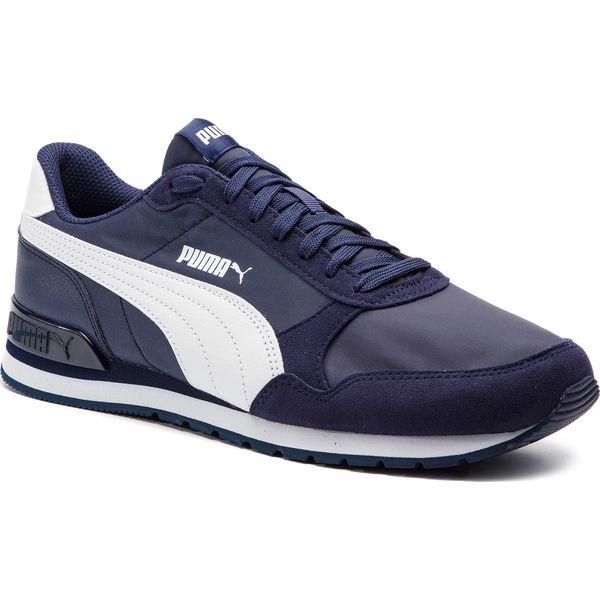 Sneakersy PUMA Escaper Sl 364422 09 PeacoatPuma White