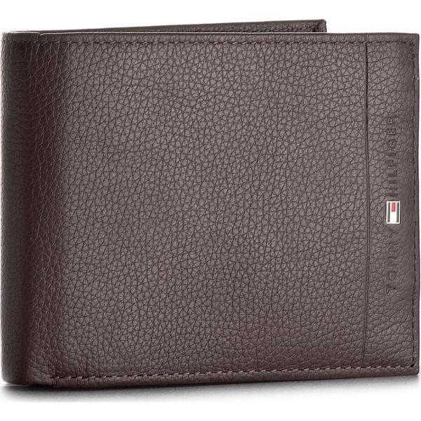 ba7deb574c1fc Duży Portfel Męski TOMMY HILFIGER - Core Cc Flap   Coin AM0AM02398 ...