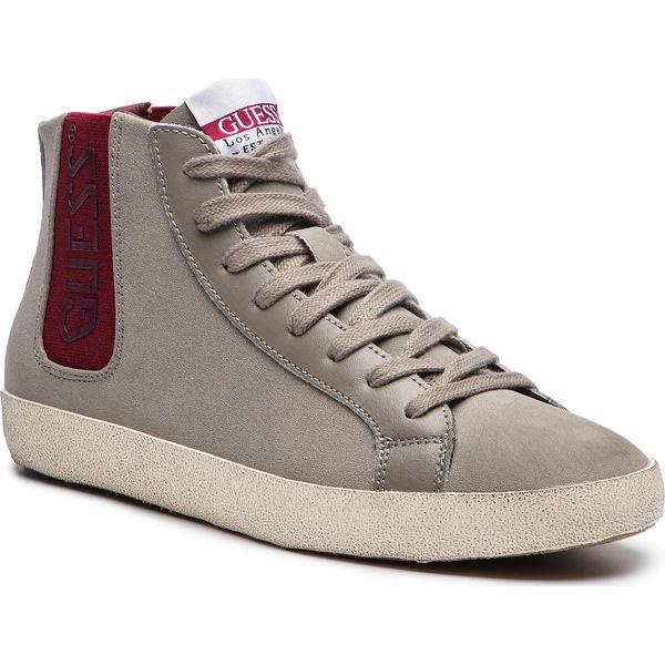 37bb4bcdb3f23 Sneakersy GUESS - FMRSS4 ESU12 GREY - Buty sportowe na co dzień ...