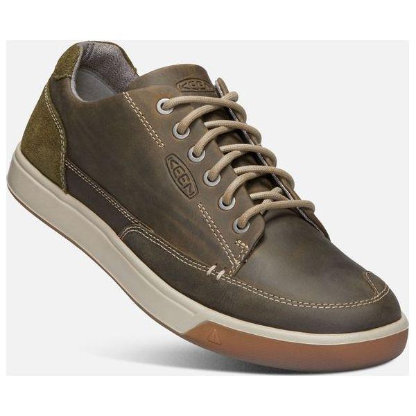 fab428fd3a92b Keen Męskie Trampki Glenhaven Sneaker M, Canteen/Dark Olive, 46 ...