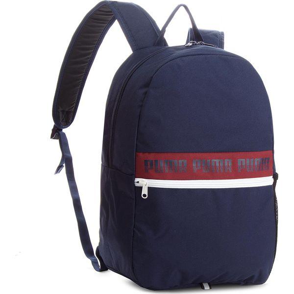 c5011d925da0d Plecak PUMA - Phase Backpack II 075592 Peacoat 02 - Niebieskie ...