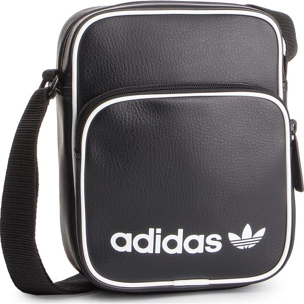 b9ac8855114af Saszetka adidas - Mini Bag Vint DH1006 Black - Saszetki męskie marki ...