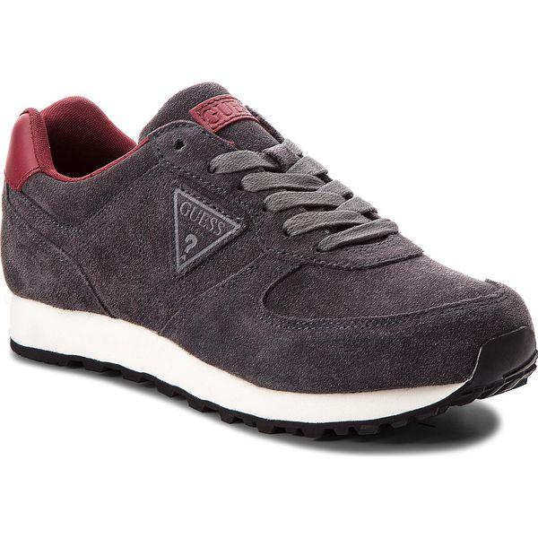 Zaktualizowano Sneakersy GUESS - FMCRL3 SUE12 DGREY - Buty sportowe na co dzień IN44