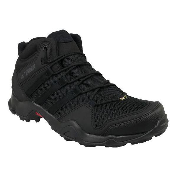 Adidas Buty męskie Terrex AX2R Mid GTX czarne r. 43 13 (CM7697)