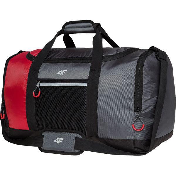 4d5c9a806181c 4f Torba sportowa H4L18-TPU010 35 czerwona - Czerwone torby sportowe ...