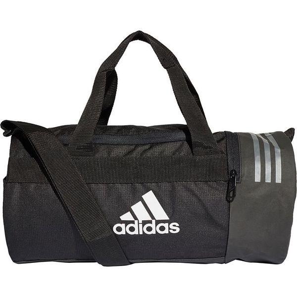 15de5766f88e6 Adidas Torba sportowa 3S Cvrt Duf 10.7L czarna (CG1531) - Czarne ...