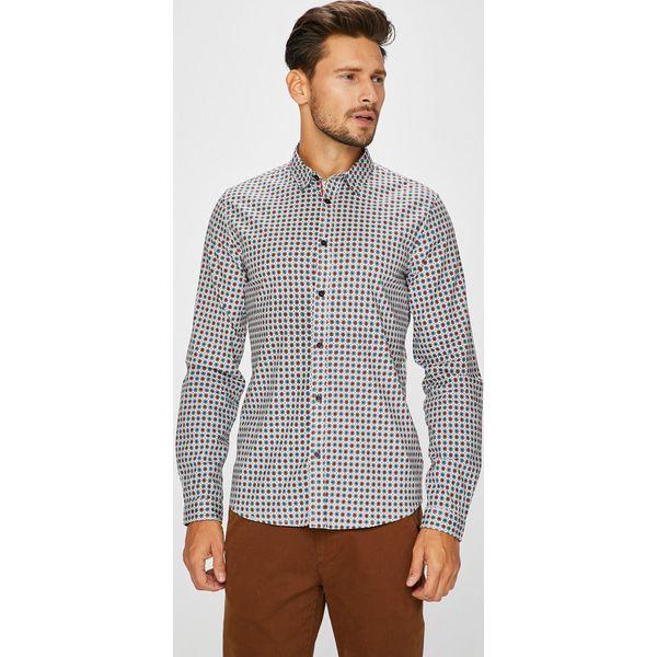 Medicine Koszula Arty Dandy Białe koszule męskie  kRnCr