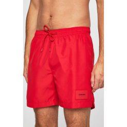 f2d9c9db545882 Czerwone kąpielówki męskie Calvin Klein Jeans - Kolekcja lato 2019 ...